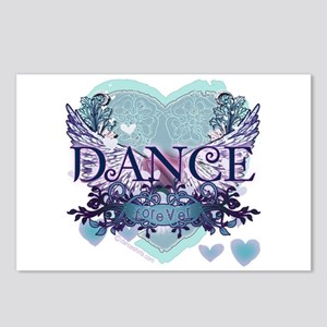 Dance Forever by DanceShirts.com Postcards (Packag