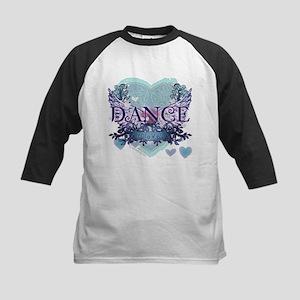 Dance Forever by DanceShirts.com Kids Baseball Jer