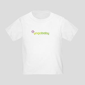 Yoga Baby Toddler T-Shirt