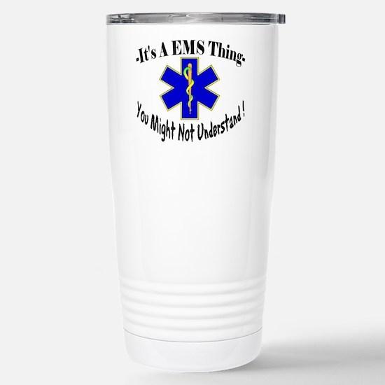 Ems Stainless Steel Travel Mug