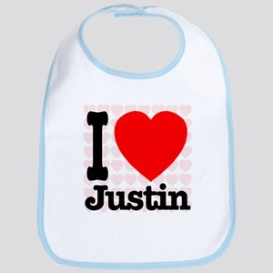 I Love Justin Bib