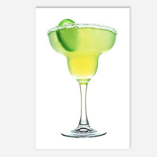Margaritas Postcards (Package of 8)
