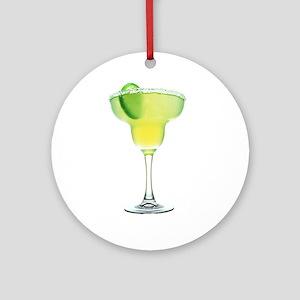 Margaritas Ornament (Round)