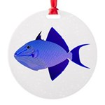 Niger Triggerfish Ornament