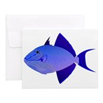 Niger Triggerfish Notecards (Set of 10)