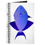 Niger Triggerfish Journal