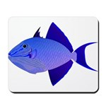 Niger Triggerfish Mousepad