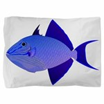 Niger Triggerfish Pillow Sham