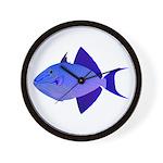Niger Triggerfish Wall Clock