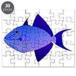 Niger Triggerfish Puzzle