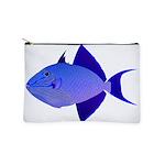 Niger Triggerfish Makeup Bag