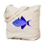 Niger Triggerfish Tote Bag