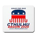 Squid pro Quo Mousepad