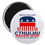 Squid pro Quo Magnet