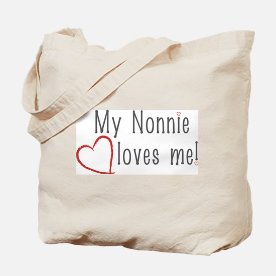 My Nonnie Loves me! Tote