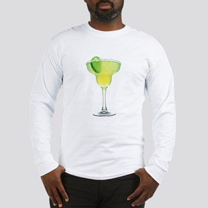 Margaritas Long Sleeve T-Shirt