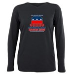 No More Years Plus Size Long Sleeve Tee