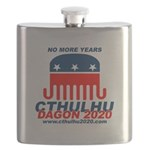 No More Years Flask