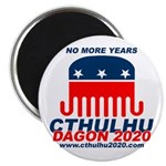 No More Years Magnet Magnets