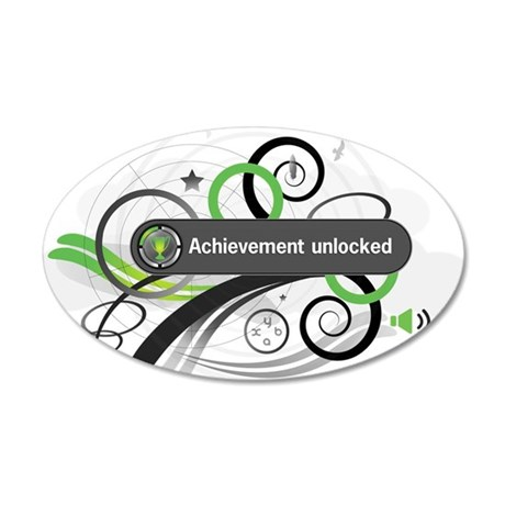 New Achievement Unlocked Magnet