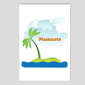 Namaste Postcards (Package of 8)