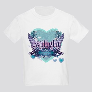 Twilight Forever by Twibaby.com Kids Light T-Shirt