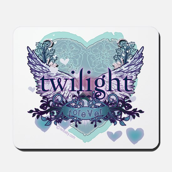 Twilight Forever by Twibaby.com Mousepad