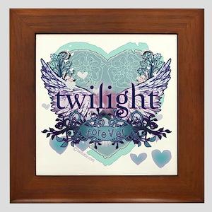 Twilight Forever by Twibaby.com Framed Tile