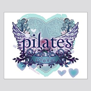 Pilates Forever by Svelte.biz Small Poster