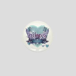 Pilates Forever by Svelte.biz Mini Button
