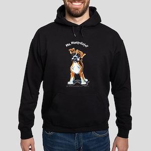 Boxer Manipulate Hoodie (dark)