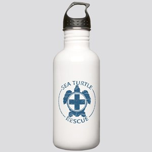 Sea Turtle Rescue Stainless Water Bottle 1.0L