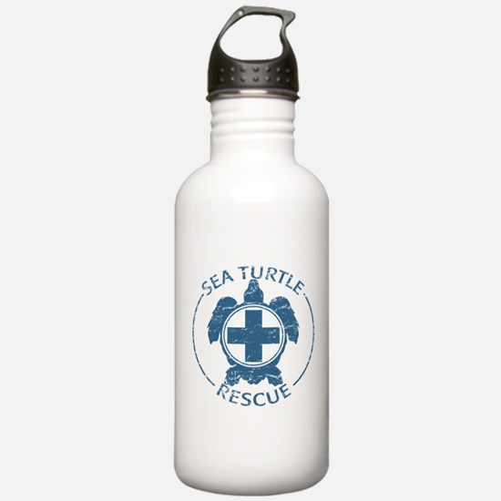 Sea Turtle Rescue Water Bottle
