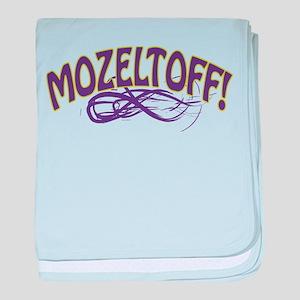 Mozeltoff baby blanket