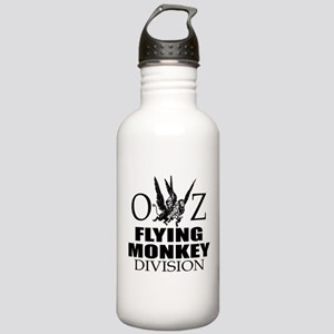 OZ Flying Monkey Division Stainless Water Bottle 1
