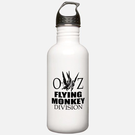 OZ Flying Monkey Division Water Bottle