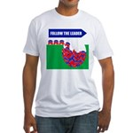 GOP LEMMINGS Fitted T-Shirt