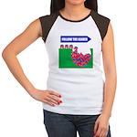 GOP LEMMINGS Women's Cap Sleeve T-Shirt