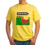 GOP LEMMINGS Yellow T-Shirt