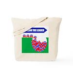 GOP LEMMINGS Tote Bag