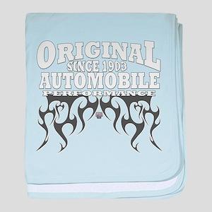 Original Auto 2 baby blanket