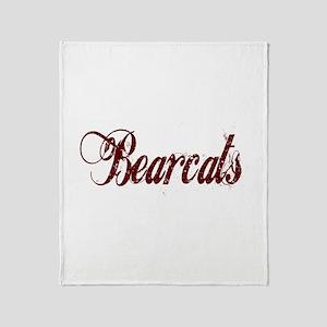 BEARCATS (6) Throw Blanket