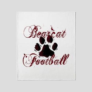 Bearcat Football (1) Throw Blanket