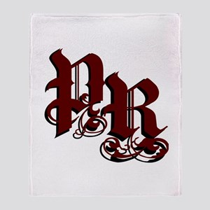 PR (3) Throw Blanket