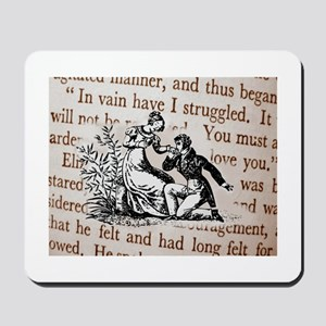Jane Austen Mousepad