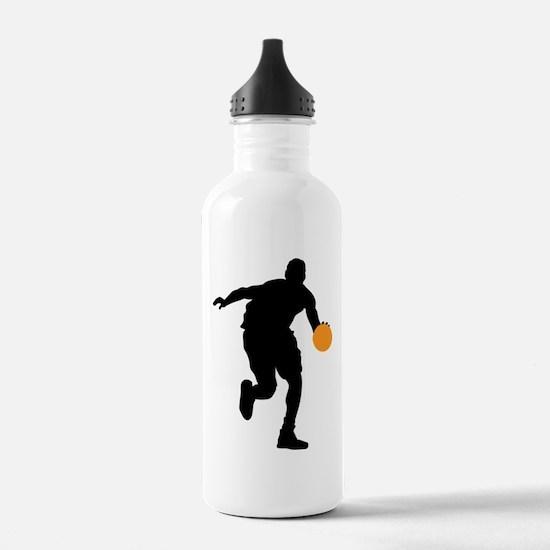 BASKETBALL *74* Water Bottle