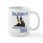 She Thinks My Feller's Sexy Mug