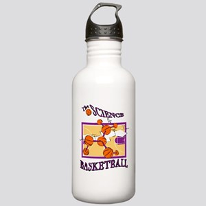 SCIENCE OF.. {purple} Stainless Water Bottle 1.0L