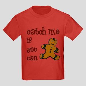 Catch Me - Kids Dark T-Shirt