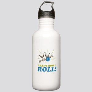 How I Roll Stainless Water Bottle 1.0L